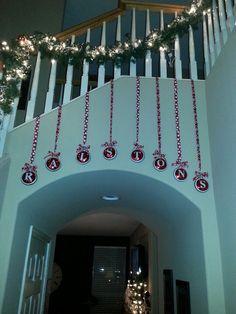 Christmas decoration Melted Snowman Cookies, Christmas Decorations, Home Decor, Decoration Home, Room Decor, Christmas Decor, Ornaments, Interior Design, Home Interiors