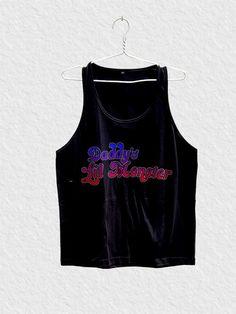 harley quinn daddy lil monster tank top unisex for men or women margot robbie  #Unbranded #TankTop
