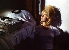 Bardot. Loving the sun. Listening to music.