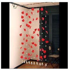 it up!: diy, decor e estresses: cortina de miçangas