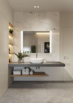 Bathroom interior design 733453489300542272 - 55 Bathroom Lighting Ideas For Every Style – Modern Light Fixtures Source by bibibiehler Bathroom Interior Design, Trendy Bathroom, Modern Bathroom Design, Minimalist Shelves, Modern Light Fixtures, Bathroom Renovations, Popular Bathroom Designs, Luxury Bathroom, Bathroom Decor