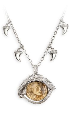 Magerit - Instinto Collection: Necklace Mirada Mujer
