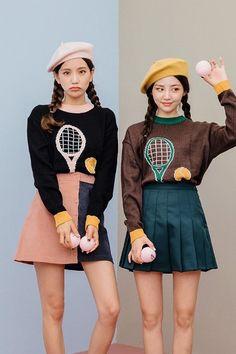 Corduroy Wear Season Skirt   Korean Fashion #icecream12