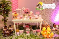decoraçao festa fazendinha menina - Pesquisa Google
