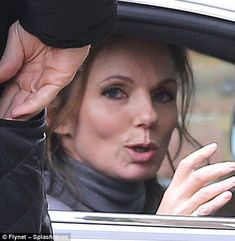 Spice Girls Geri Horner and Mel C arrive at meeting  Geri Horner and Mel C were the first band members to arrive at a meeting to discuss the Spice Girls reuniting as a five-piece in a huge 50m deal on Friday with Mel B arriving shortly afterwards.  The chat is set to take place at 45-year-old Geris Hertfordshire home and all the girls are thought to be attending at some point in the day.  Geri who was seen arriving at the property in her silver car wound her window down and had a big smile…