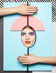 Anna Lomax: Wonderland Outspoken Issue (Photography Jess Bonham)