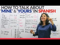 Spanish Lesson: Prepositions & Adverbs  in Spanish - YouTube