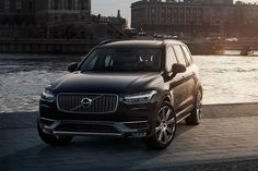 Volvo XC90 is a Mid-size Luxury Crossover SUV