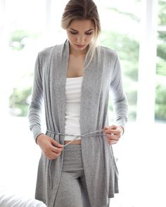 Esprit Luxury Loungewear | Cozy | Pinterest | Cardigans, Luxury and ...