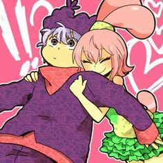 Chowder in anime