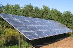 100 Solar PV Panels at Prairiewoods