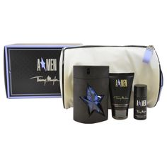 Thierry Mugler A*Men Men's 4-piece Gift Set
