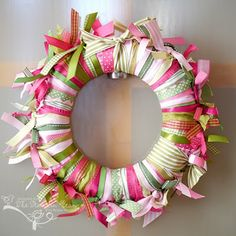 Wreathed in Ribbons...