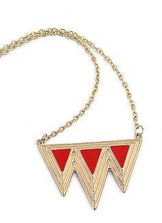 Collar triángulos EUR€5.08