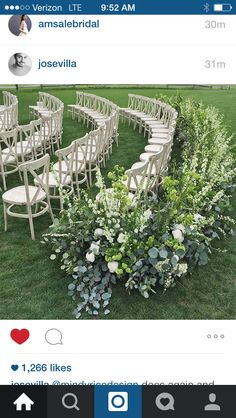I still haven't found an example that is perfect for the church flowers under the altar. white and greenery like this could be good. Bringing in some more blush could be nice too