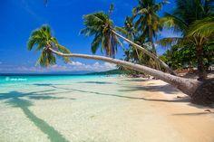 Carabao Island beach. Romblon, Philippines