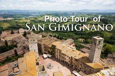 Photo Tour San Gimignano