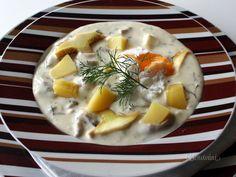 Pýchou juhočeskej kuchyne je táto voňavá skvelá polievka, pripravená zo zemiakov, smotany, húb, vajec a kôpru. Kulajda je sýta polievka a preto sa často podáva ako samostatný chod s čerstvým chlebíkom. Jednotný recept na prípravu kulajdy neexistuje. Každá rodina, každá dedina má svoju obľúbenú verziu. Umenie uvariť ozaj dobrú kulajdu spočíva hlavne v jej jemnom dochucovaní na záver.