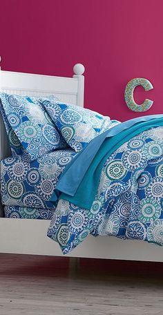 Girl's Bedding  #KBHomes