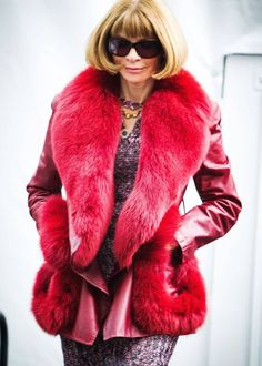 Andre' you tell em…... Anna Wintour
