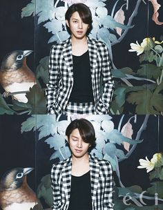 Hee Chul - Ceci Magazine May Issue '14