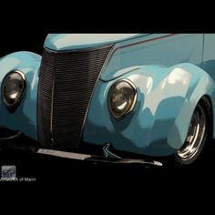 Classic Car - 28 by Roberto Edmanson-Harrison Photo Prints available from £16.99