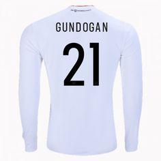 2017 Germany Soccer Team LS Home  21 Gundogan Replica Football Shirt 2017 Germany  Soccer Team LS Home  21 Gundogan Replica Football Shirt  I00688  -  27.99  ... f6039c324