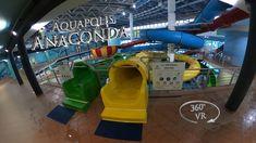 Napfényfürdő Aquapolis Szeged Anaconda (yellow) 360° VR POV Onride