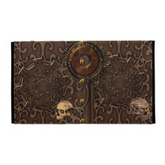 Steampunk skulls Ipad Case