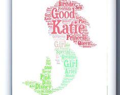 little mermaid word cloud | Framed Disney Princess Word Cloud A rt - Ariel - The Little Mermaid ... Ariel Disney, Disney Princess, Tagxedo, Word Cloud Art, Ariel The Little Mermaid, Queen, Disney Wallpaper, Girl Room, Friends
