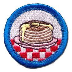 Dreaming of IHOP Merit Badge