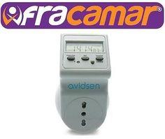 Contatore Elettrico Misuratore Corrente Watt Tensione Ampere COD. 103755