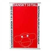 Plakat Danskt 50 tal