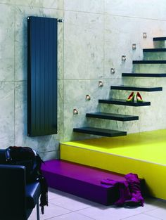 Grzejnik dekoracyjny Purmo, więcej na http://www.foorni.pl/trend/nowoczesny-grzejnik-design-i-funkcjonalnosc