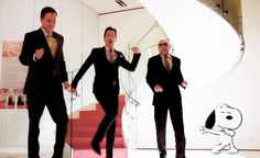 Matt Bomer, Tim DeKay, Willie Garson || White Collar Cast
