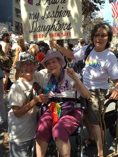 frances goldin, 93 years old, an amazing woman!!