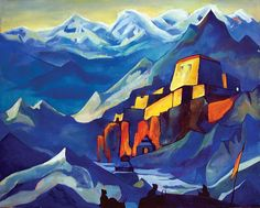 nicholas roerich paintings - Αναζήτηση Google