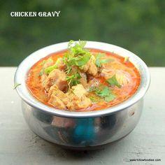 Chicken Recipe : Chicken Gravy
