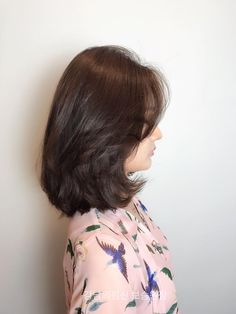 39 ideas for womens hair styles layers long Haircuts For Medium Length Hair, Medium Hair Cuts, Medium Hair Styles, Short Hair Styles, Asian Short Hair, Short Hair Korean Style, Korean Short Haircut, Hair Dye Colors, Hair Today