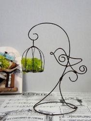 ミニ鳥かご&スタンド (188x250)
