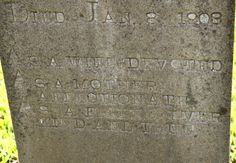 Ada A. Crum Hutchinson (1880 - 1903) - Find A Grave Photos
