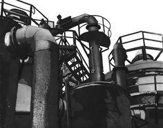 "Sidney Hurwitz ""Gas Works III"" 2011, aquatint, 22.25"" x 27"", ed: 15. @ Stewart & Stewart"