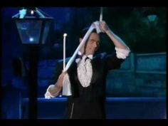 Lance Burton - Sleight Of Hand Magic (The Dove Act) One of the most amazing magic shows I've ever seen!