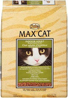 NUTRO MAX CAT Indoor Adult Roasted Chicken Flavor Dry Cat... http://www.amazon.com/dp/B001VJ5A2W/ref=cm_sw_r_pi_dp_qszmxb1DVJ62P   55 each