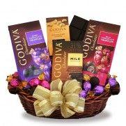 Royal chocolate #birthday #godiva #chocolate #candy #birthdaygift