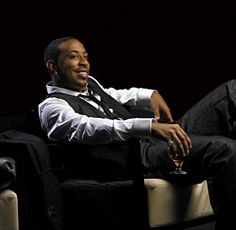 Ludacris: Rapping about Cognac