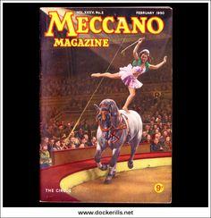Meccano Magazine XXXV No.2 February 1950 Collectible | hobbyDB