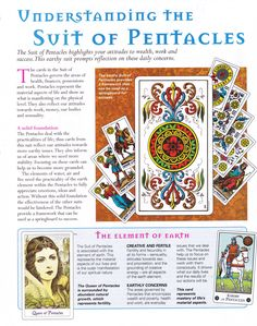 Suit of Pentacles