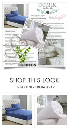 """""""oosilk XVII"""" by dzenyy ❤ liked on Polyvore featuring OOsilk"""