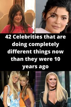 Sometimes you start out as a guest on a reality television show and then, 10 years later, you are a billionaire thanks to your savvy makeup brand. Or sometimes you gain fame as a Disney Channel star before going on to become a porn star!